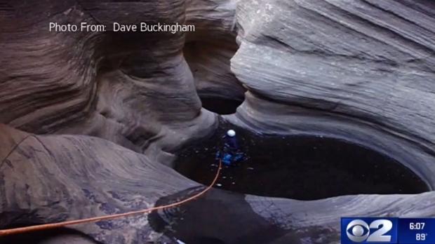 Pothole Dave Buckingham